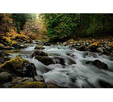 The Flow Photographic Print