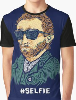 Van Gogh: Master of the Selfie Graphic T-Shirt