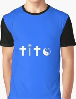 Tits Coexist Graphic T-Shirt