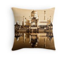 HISTORIC MOSQUE Throw Pillow