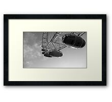 The Eye, large Framed Print