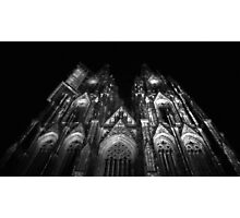 Cathedral Cologne Photographic Print