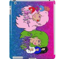 Jem and the Holograms Vs The Misfits iPad Case/Skin