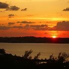 Sunset in Bermuda by dgscotland