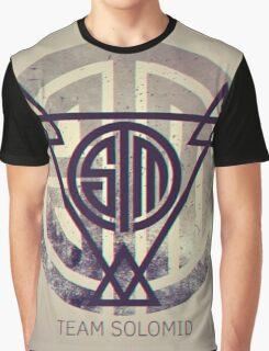 TSM Grunge Graphic T-Shirt