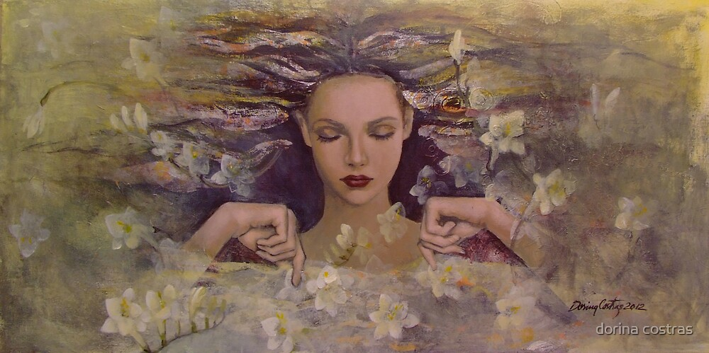 The voice of the thoughts by dorina costras