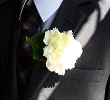 Wedding Buttonhole by dgscotland