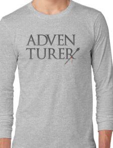 Adventurer no more. Long Sleeve T-Shirt