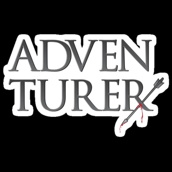Adventurer no more. by D4N13L