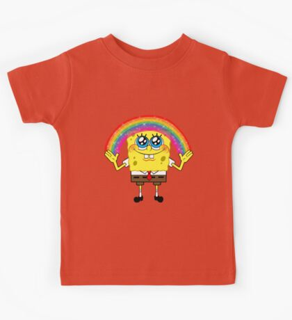 SpongeBobs Imagination Kids Tee