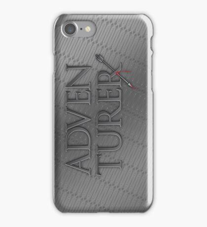 Adventurer no more. iPhone Case/Skin