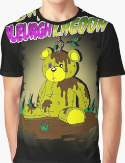 Creature from the Bleurgh Lagoon - in technicolor Graphic T-Shirt