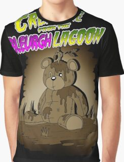 Creature from the Bleurgh Lagoon - in Sepiatone Graphic T-Shirt