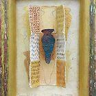 Inner Well-Being (Detail Section-Artist Book) by Kerryn Madsen-Pietsch