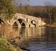 West Shore Bridge by Tom Gotzy