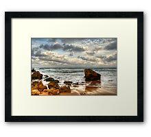 San Blas Bay Framed Print