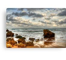 San Blas Bay Canvas Print