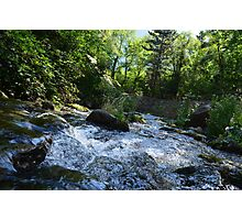 Flowing Power Photographic Print