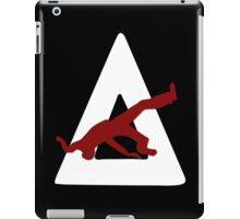 Hangin' in vertigo iPad Case/Skin