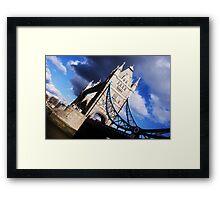 Tower Bridge - London Framed Print