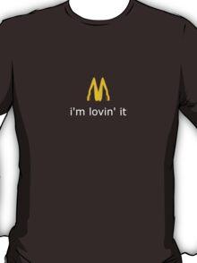 I'm Lovin' It - McDonalds T-Shirt