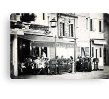 Local Ristorante Canvas Print