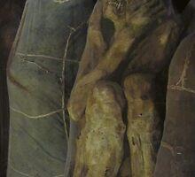 Chachapoyan Mummies by SlenkDee