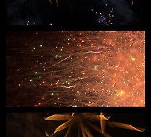 Fireworks by Gisele Bedard