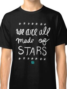 Made of Stars (inverse) Classic T-Shirt