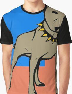 PIT BULL-5 Graphic T-Shirt