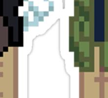 Pixel Annie Hall Sticker