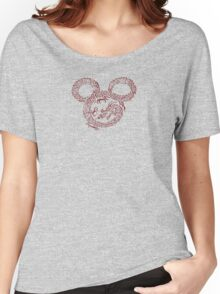 Dragon Mickey Women's Relaxed Fit T-Shirt