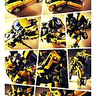 Transformers Bumblebee by kchm76