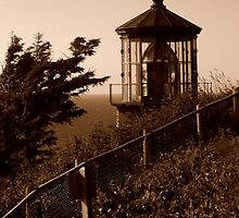 Cape Meares Lighthouse ~ Part Two by artisandelimage