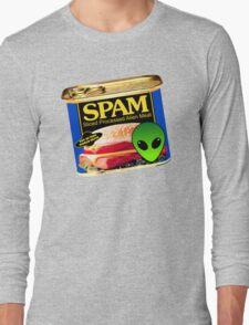 SPAM - Sliced Processed Alien Meat Long Sleeve T-Shirt