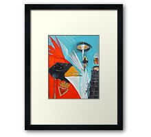 anthonys cardinal 3 Framed Print