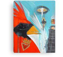 anthonys cardinal 3 Metal Print