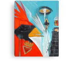 anthonys cardinal 3 Canvas Print