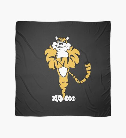 Tiger Muscle (Gold & Black) Scarf