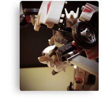 Transformers Drift Canvas Print