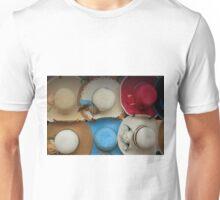 Fancy Straw Hats Unisex T-Shirt