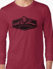 Biff Tannen's Pleasure Paradise Long Sleeve T-Shirt