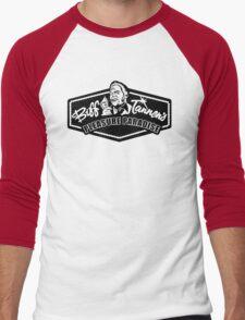 Biff Tannen's Pleasure Paradise Men's Baseball ¾ T-Shirt