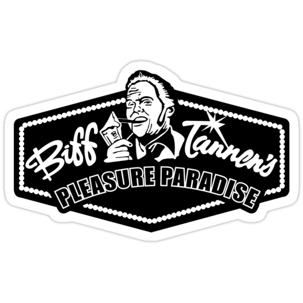 Biff Tannen's Pleasure Paradise by dangerbird