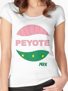 PEYOTE max Women's Fitted Scoop T-Shirt