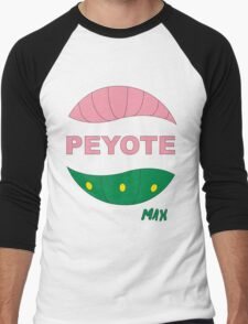 PEYOTE max Men's Baseball ¾ T-Shirt