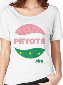 PEYOTE max Women's Relaxed Fit T-Shirt