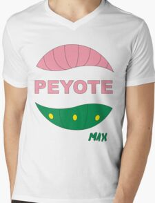 PEYOTE max Mens V-Neck T-Shirt