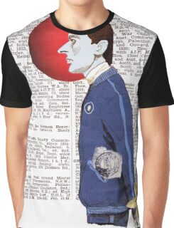 Postman Graphic T-Shirt