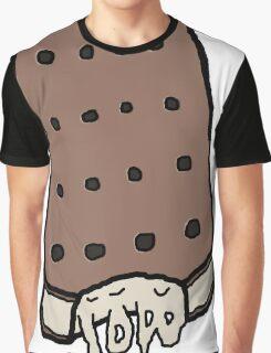 Ice Cream Sandwich Graphic T-Shirt